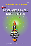 More Lines and Spaces Note Speller