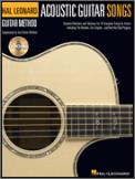 Acoustic Guitar Songs (Bk/Cd)