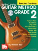 Modern Guitar Method Grade 2 Blues Jam P