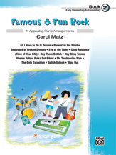 Famous & Fun Rock Bk 2