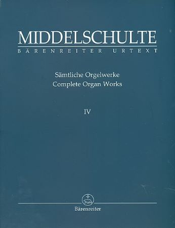 Complete Organ Works IV