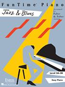Funtime Piano Jazz & Blues Lev 3a-3b