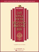 EASY SONGS FOR THE BEGINNING BARITONE/BA