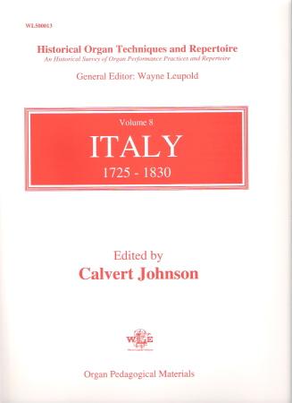 ITALY 1725-1830
