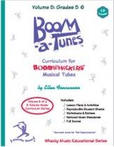 BOOM-A-TUNES CURRICULUM VOL 5
