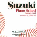 Suzuki Piano School 1 & 2 CD Aide