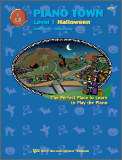 Piano Town Lev 1 Halloween