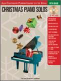 Christmas Piano Solos Fifth Grade (Bk/CD