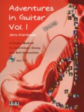 Adventures In Guitar Vol 1 (Bk/Cd)