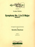 Symphony #1 In D Major Mvt 2
