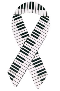 Ribbon Magnet: Keyboard