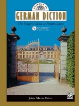 GATEWAY TO GERMAN DICTION (W/CD)