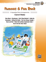 Famous & Fun Rock Bk 3