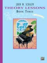 Theory Lessons Bk 3