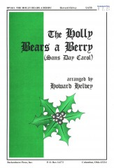 The Holly Bears A Berry