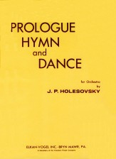 Prologue Hymn and Dance