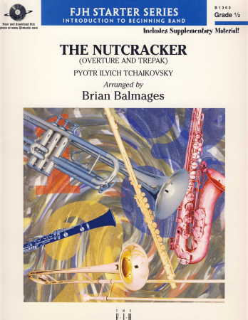 Nutcracker (Overture & Trepak), The
