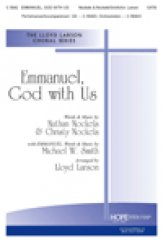 Emmanuel God With Us (With Emmanuel)