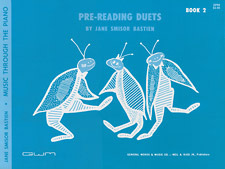 Pre-Reading Duets Bk 2