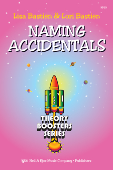Naming Accidentals