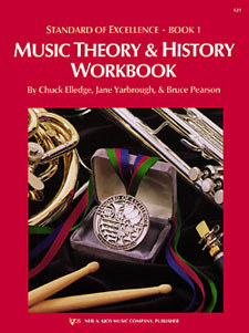 Music Theory & History Workbook 1
