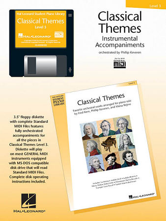 Classical Themes Vol 3 (Midi)