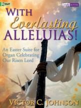 WITH EVERLASTING ALLELUIAS