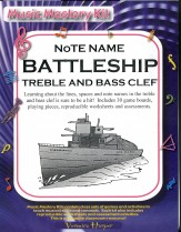 Note Name Battleship