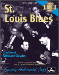 St Louis Blues Vol 100 (Bk/Cd)