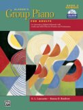 Group Piano For Adults Bk 2, Bk/Cdrom
