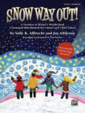 Snow Way Out (Bk/Cd)