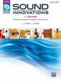 Sound Innovations For Guitar (Bk/CD/Dvd)