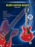 Blues Guitar Basics Revised (Bk/Cd)
