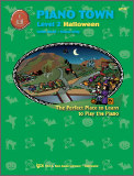 Piano Town Lev 2 Halloween