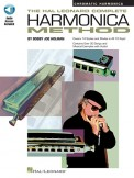 Complete Harmonica Method (Bk/Cd)