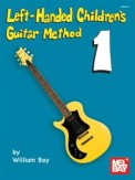 Left-Handed Children's Guitar Method 1