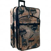 Luggage: Piano Tapestry (20' Rolling)