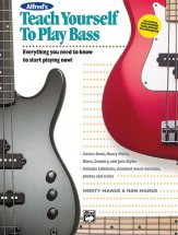 Teach Yourself To Play Bass (Bk/Cd)
