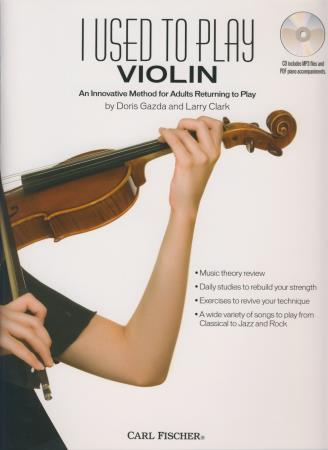 I Used To Play Violin (Bk/Cd)