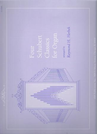 FOUR SCHUBERT CLASSICS