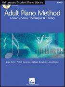Adult Piano Method Bk 1 (Bk/Cd)