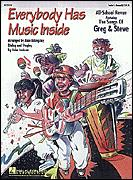 EVERYBODY HAS MUSIC INSIDE (5-PACK)