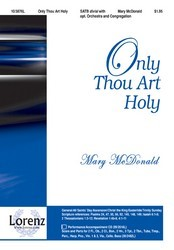 Only Thou Art Holy
