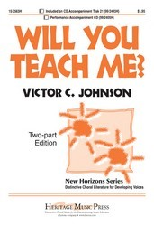 Will You Teach Me