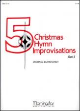 FIVE CHRISTMAS HYMN IMPROVISATIONS SET 3