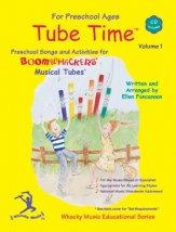 TUBE TIME VOL 1 (BK/CD)