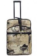 Luggage: Piano Tapestry (24' Rolling)