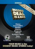 Record Deal In A Box-Single