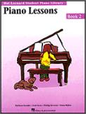 Piano Lessons Bk 2