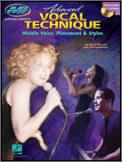 Advanced Vocal Technique (Bk/Cd)